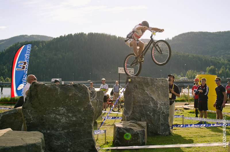 UCI MTB and Trials World Championship 2014 Hafjell (Norway)