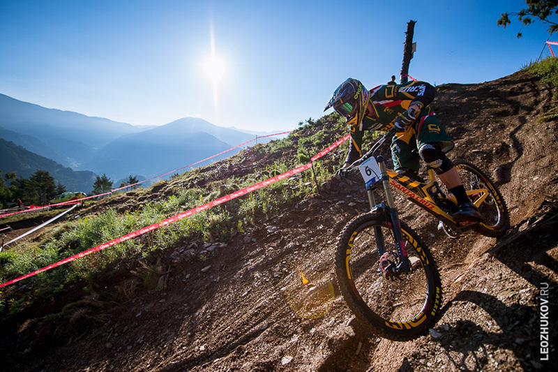 UCI MTB World Championships 2015 in Vallnord, Andorra – Greg M