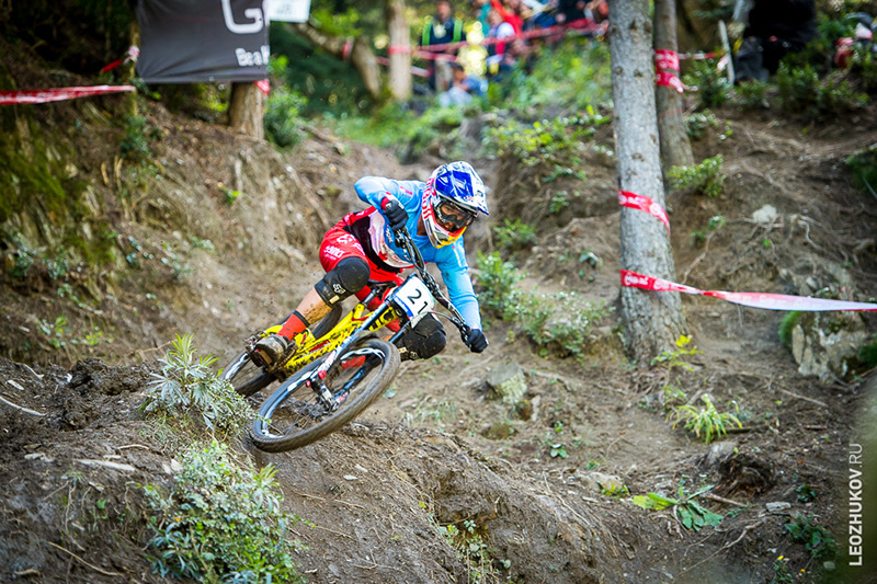 UCI MTB World Championships 2015 in Vallnord, Andorra – Steve Smith