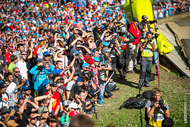 UCI MTB World Championships 2015 in Vallnord, Andorra – Downhi