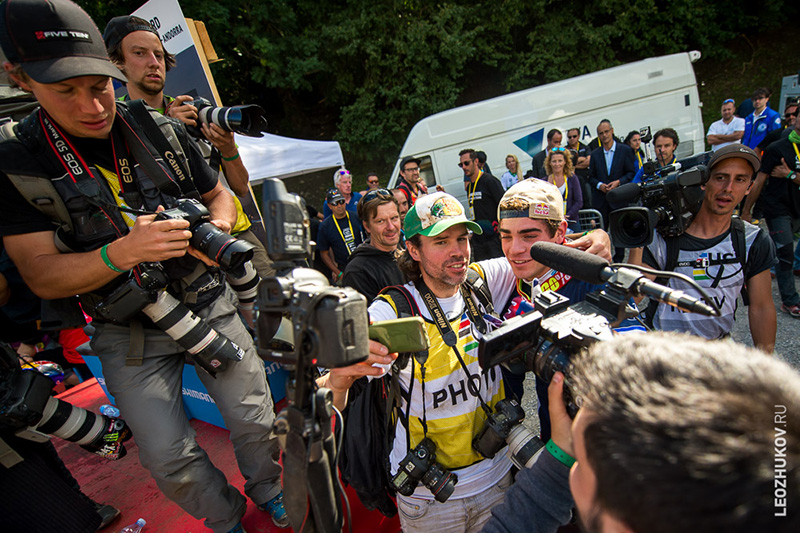 UCI MTB World Championships 2015 in Vallnord, Andorra – Loic Bruni