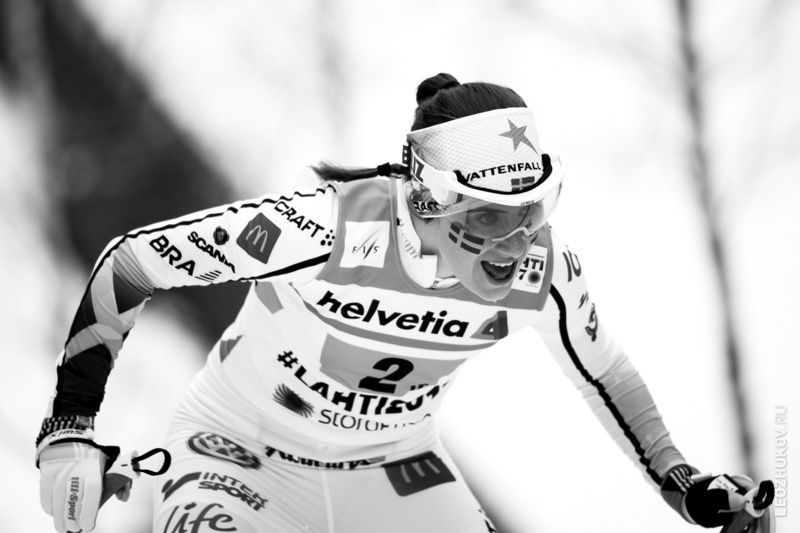 Ebba Andersson - FIS Nordic World Ski Championships 2017