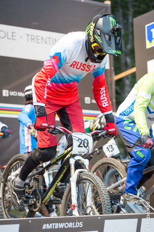 UCI Fourcross World Championships 2016 Val-di-Sole