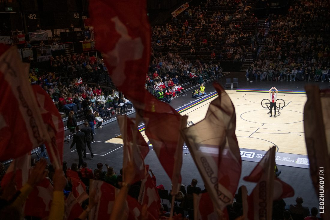 UCI Indoor Cycling World Championships 2019 in Basel, Switzerland