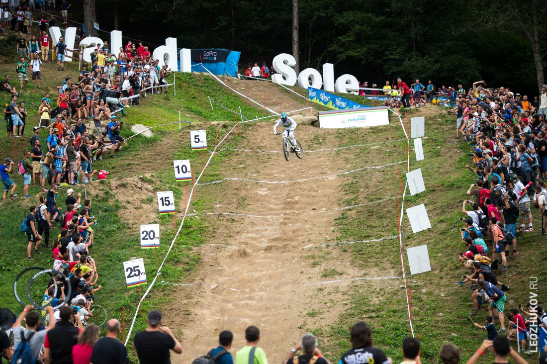 UCI Downhill World Championships 2016 Val-di-Sole